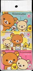 Rilakkuma Pocket Tissue