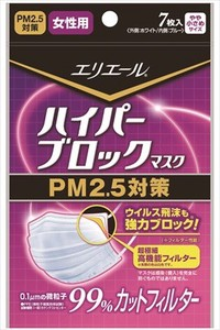 Hyper Mask Countermeasure Smallish 7 Pcs