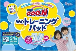 GOO.N Training Pad 4 Pcs