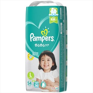 Pampers Tape Size L Diapers