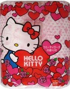 Hello Kitty Double Aroma