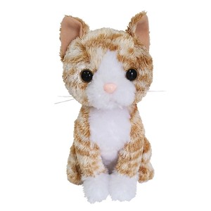 Premium Kitty Orange Tabby (Chatora) (Plush cat / Stuffed Toy)