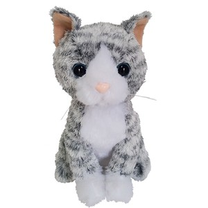 Premium Kitty Gray Tabby (Sabatora)  (Plush cat / Stuffed Toy)