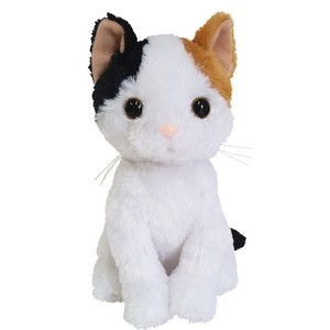 Premium Kitty Calico (Mikeneko) (Plush cat / Stuffed Toy)