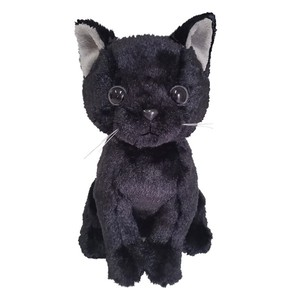 Premium Kitty Black Cat (Kuroneko) (Plush cat / Stuffed Toy)