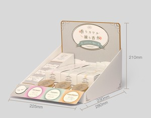 LED and Solid Perfume Perfume Cream Perfume 3 Types Tester Made in Japan