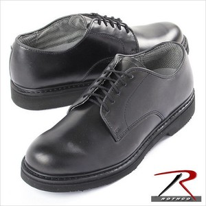 Leather Shoes Black Ford