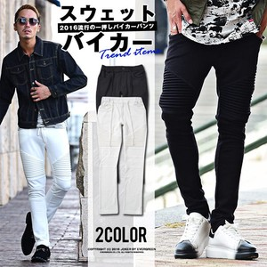 2016 A/W Fleece Pants Tapered Men's Bottom