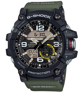 Casio G-Shock Mudmaster List Watch