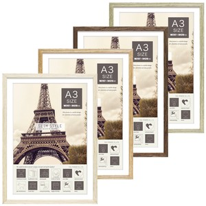 Slim Style Wooden Frame Photography