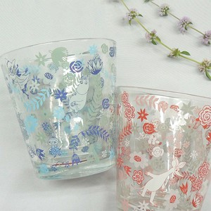 【SALE!!】【MOOMIN FLOWER TRAIL】ガラス食器