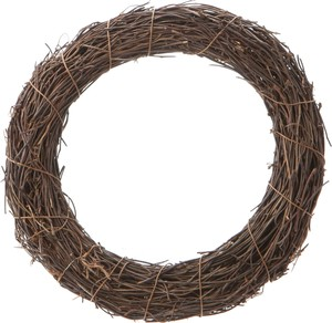 Round Natural Wreath