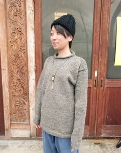 A/W Wool Knitted Pullover