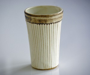 Antique Slim Line Ice Coffee Cup