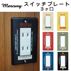 Items MERCURY Switch Plate
