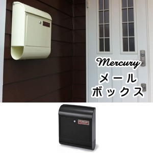 Mercury Mail Box Mat Black