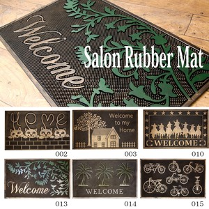 Doormat Salon Rubber Mat Lecht