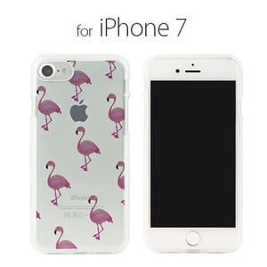 soft Clear Case Flamingo