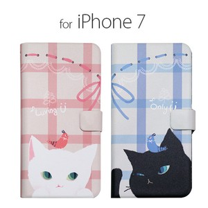 Notebook Type Cat Couple Diary Cat