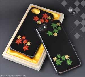 Echizen Artisans URUSHI Coating Echizen URUSHI Coating iPhone iPhone Case Chopsticks
