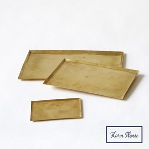 Brass Brass Tray Rectangle