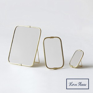 Brass Brass Mirror Pipe Frame Mirror