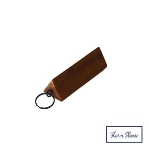 Key Ring Block Key Ring Triangle