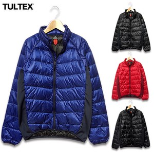 TULTEX Jersey Switching Light Down Jacket