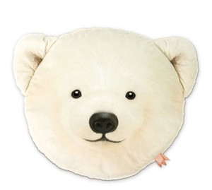 Animal Cushion Polar Bear