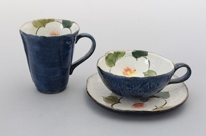 Everyday Flower Mug Coffee Plate