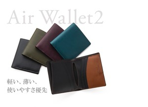 Gift For Light-Weight Wallet Italy Oil Leather Use Business