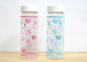 FairyToe Slim Clear Bottle