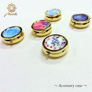 【Notle】Accessory case-花・雪・宇宙-