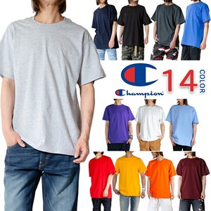 Champion Usa T-shirt Plain US