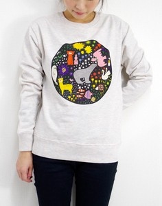 Long Sleeve Sweatshirt Animal