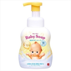 Kewpie Whole Body Baby Soap Type Pump