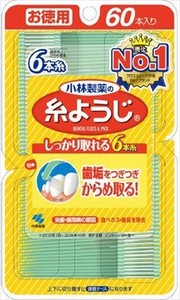 "Dental Floss Picks ""Itoyoji"""