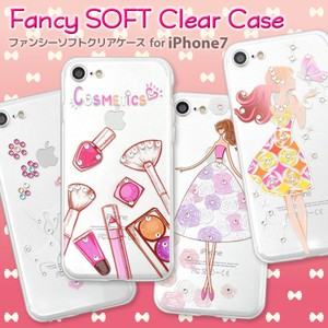 Smartphone Case Fancy Design iPhone iPhone7 Fancy soft Clear Case