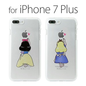 soft Clear Case Snow White Alice