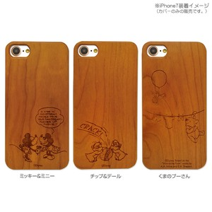 Wooden iPhone Case Disney