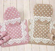 Limit Lace Toilet Fabric Series 2 Colors