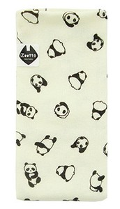 Panda Gauze Long Face Towel Animal Gauze Zoo