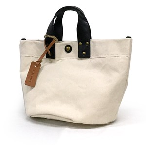 Swing Hand Canvas Spain Tan Leather
