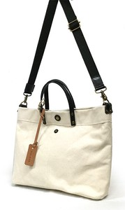 Swing Shoulder Hand Canvas Spain Tan Leather