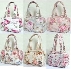 Shoulder Bag Rose Bag