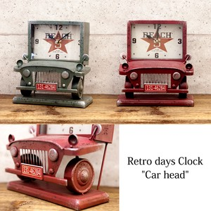 Retro Days Clock