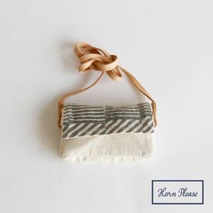 Pouch Shoulder Pouch Canvas Tile