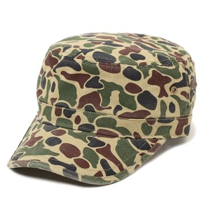 Ladies Men's Dazzle Paint Military Cap