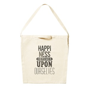 Star Star Happiness Canvas Shoulder Bag