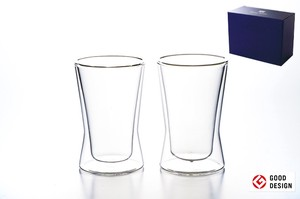 Werner Meister Heat-Resistant Double Glass Tumbler Set